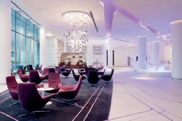 超五星级品质创意酒店客房设计效果图欣赏