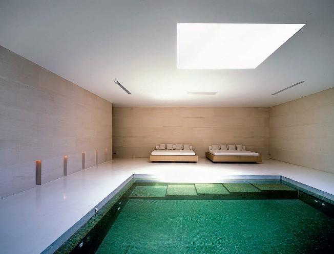 差安德拉帕斯酒店洗浴中心设计图纸